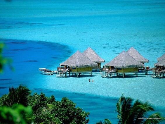 Курорты и пляжи Индонезии