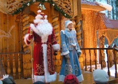 Новый год с Дедом Морозом в Беловежской пуще