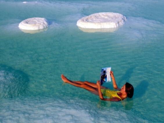 Лечение в Израиле. Курорты на Мертвом море