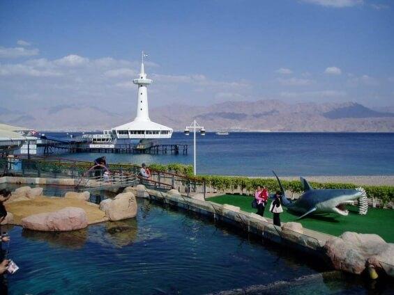 Отдых в Израиле на побережье Красного моря. Курорт Эйлат