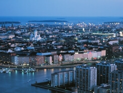 Размещение в Финляндии