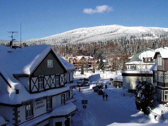 Горнолыжные курорты в Чехии